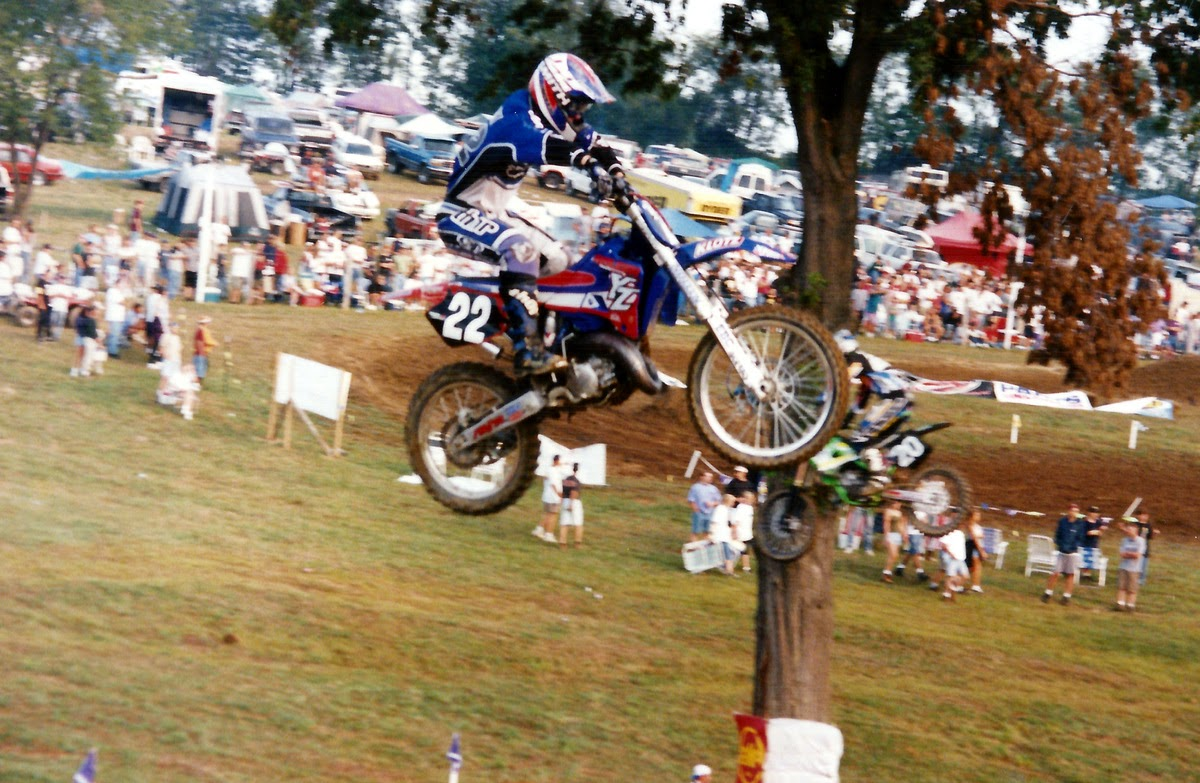 Tim Ferry Steel City 1998