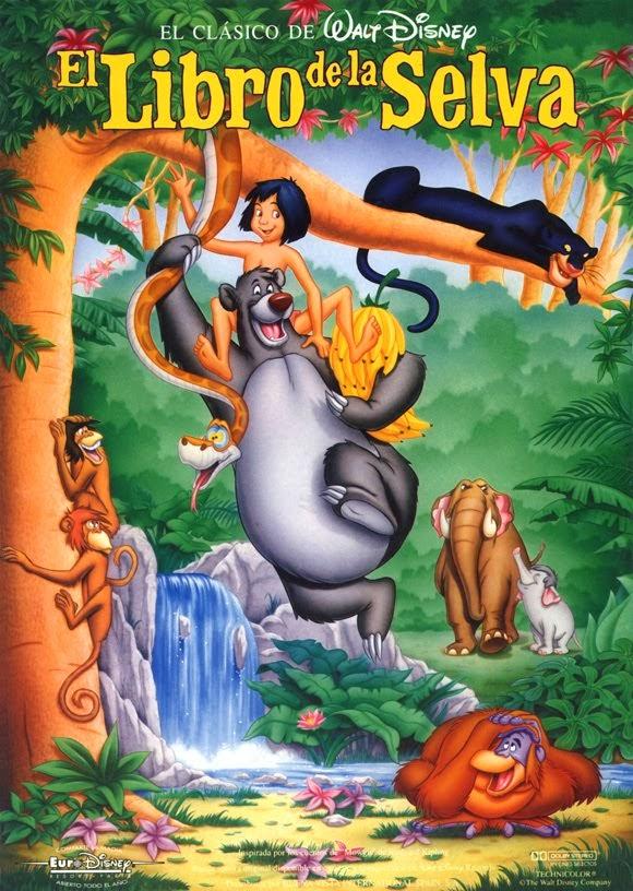 El libro de la selva - Rudyard Kipling ~ KindleGarten