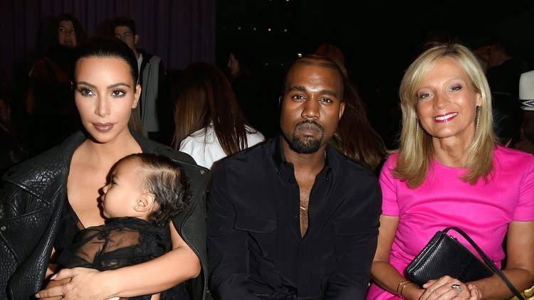 Really Kim Kardashian didn't leave daughter North behind at a Paris hotel?