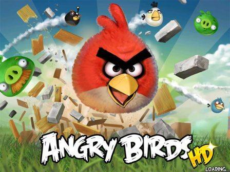 Trick dan Cheat Angry Birds