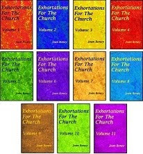 EXHORTATIONS FOR THE CHURCH ... Vol. 1 - 11