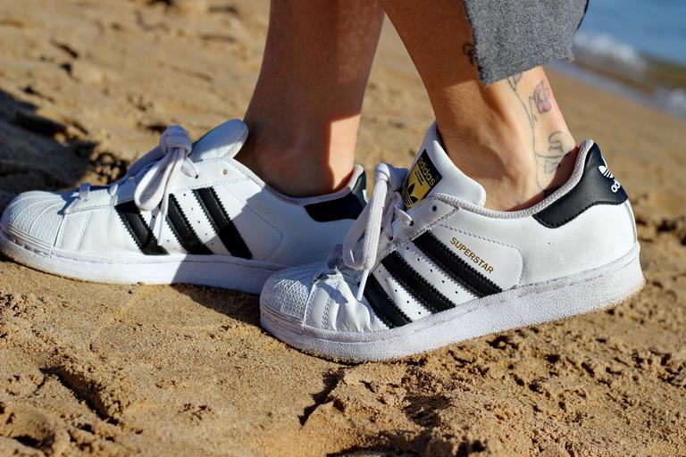 Adidas superstar, blogger, fashion, streetstyle