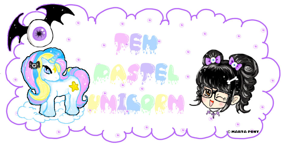 ミ☆ Teh Pastel Unicorn ☆彡