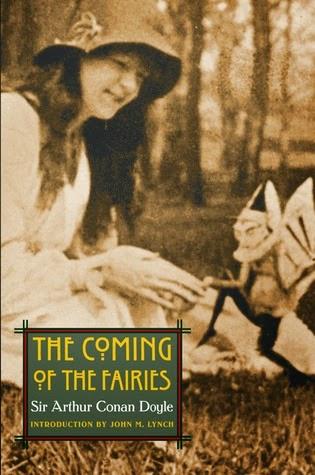 The Coming of the Fairies by Sir Arthur Conan Doyle book cover