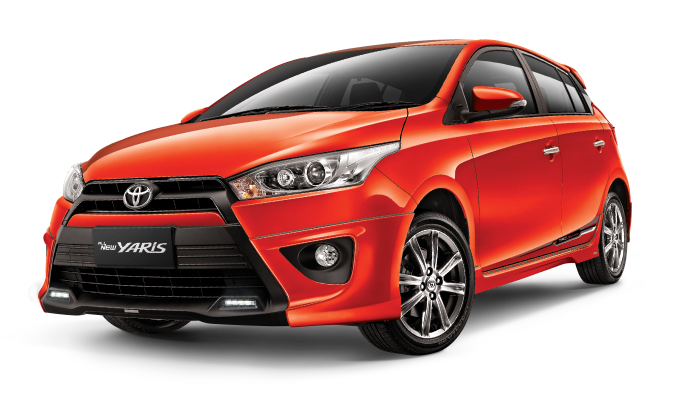 Toyota All New Yaris Type E Tahun 2014