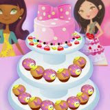 Cupcake Tower Of Yum | Toptenjuegos.blogspot.com