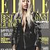 Famosos - Nicki Minaj na Revista ELLE de Abril