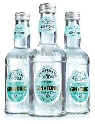 FENTIMANS BLOOM GIN TONIC