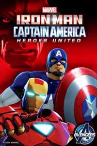 Iron Man and Captain America: Heroes United – DVDRIP LATINO