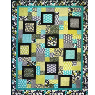 Swirly Girls Design BIG TEN Quilt Pattern