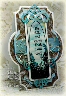 Stamps - Our Daily Bread Designs Bookmarks - Verses, Bookmarks - Trees, ODBD Custom Bookmarks Die