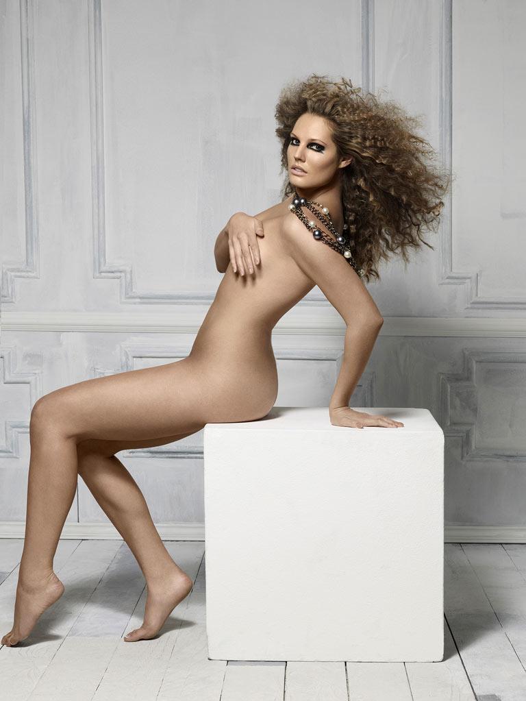 Alexandra fox modeling nude
