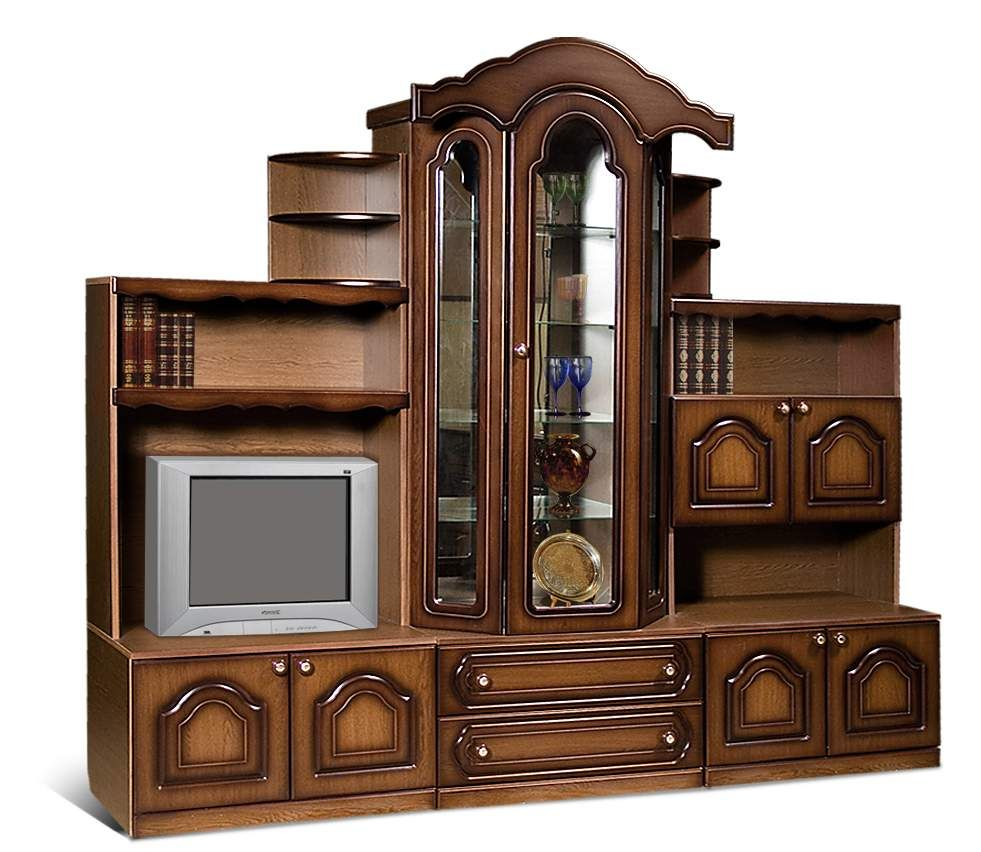 Solid wood cupboard furniture designs an interior design for Wooden furniture design