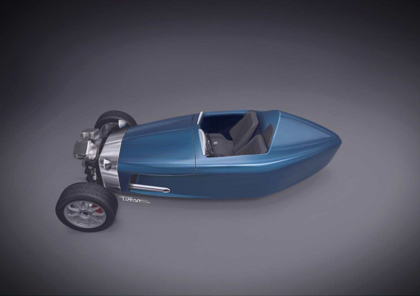Speedmonkey New British Manufacturer To Make 3 Wheel Cars