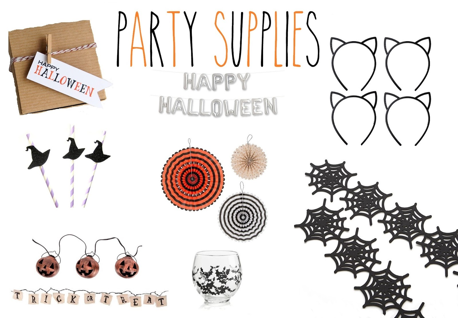 Life as a Noel: Halloween Party Planning