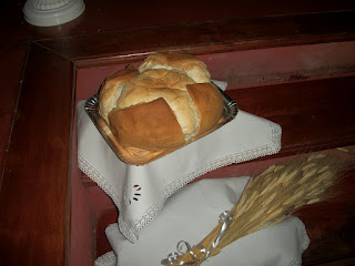 EL PAN Y EL TRIGO