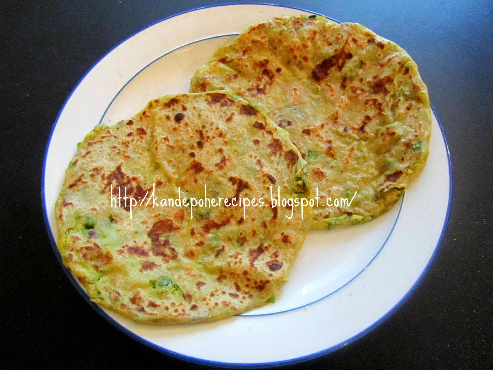 Mix Vegetables Paratha | Spicy-Aroma