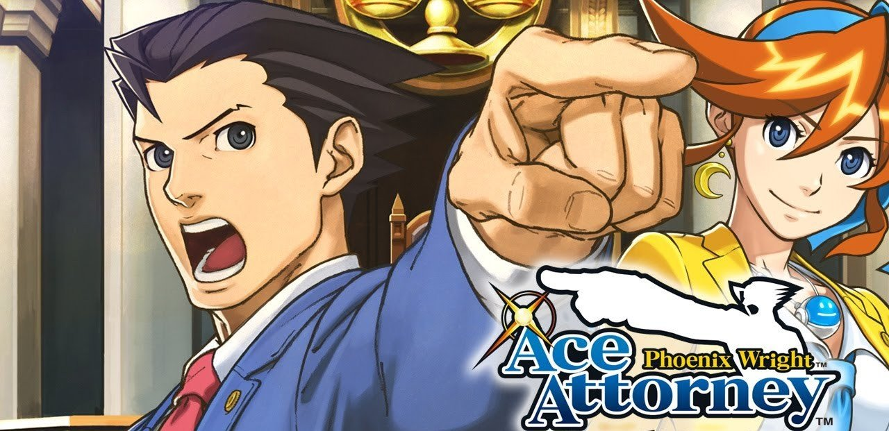 Ace Attorney 1-2-3 coming ON 3DS