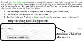 Trik memperbaiki meta tag yang kurang valid
