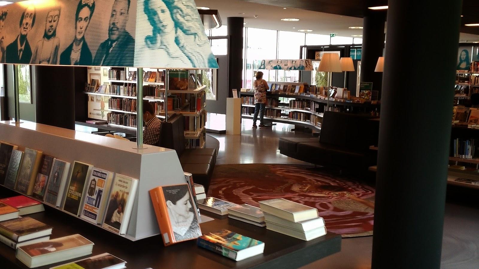 Almere Library 3