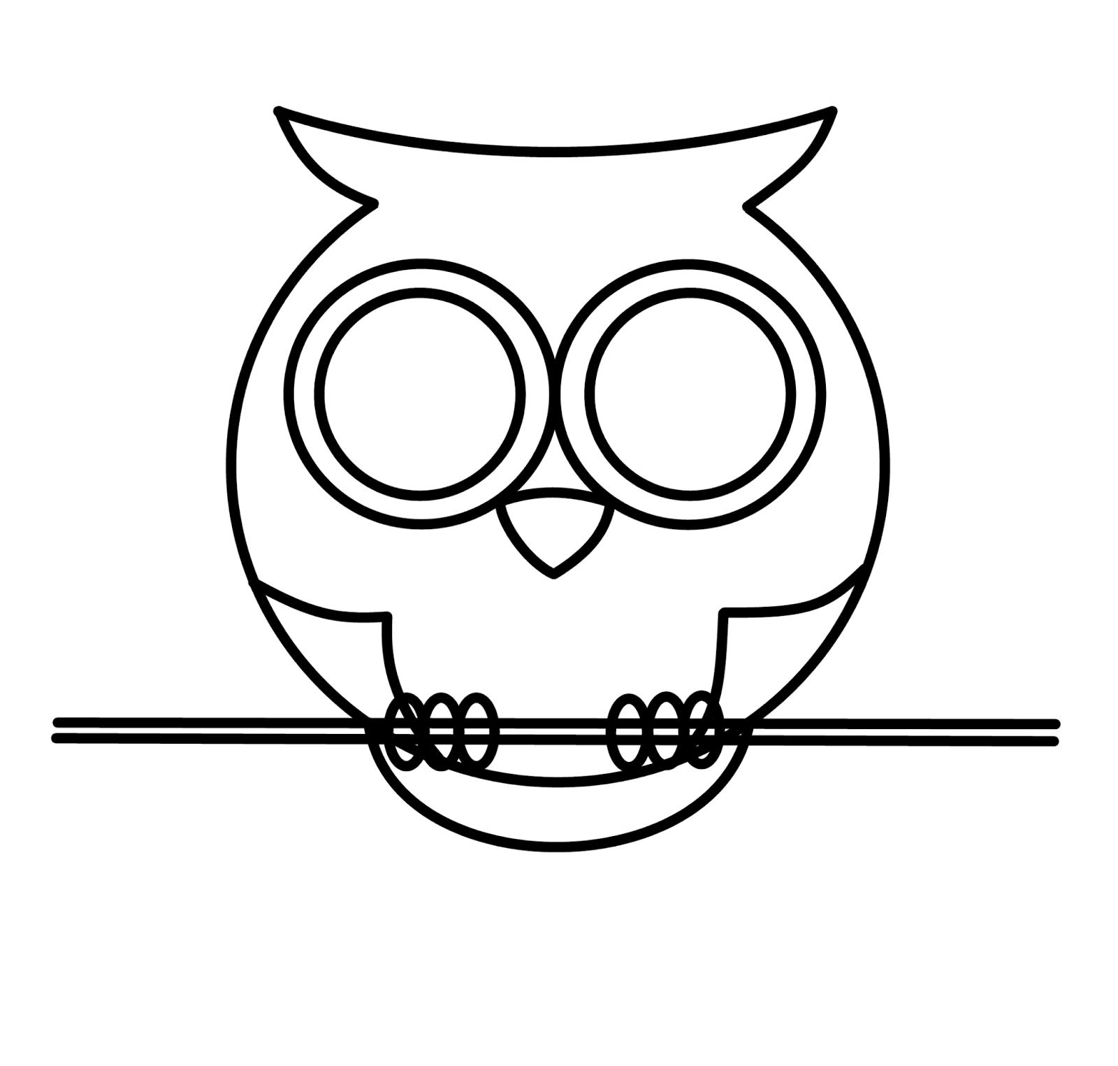 How to draw an owl cartoon for Cartoon owl sketch