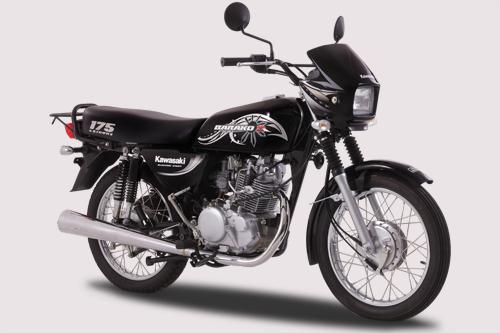 Kawasaki Barako II 175 CC Motorcycle Specofcom
