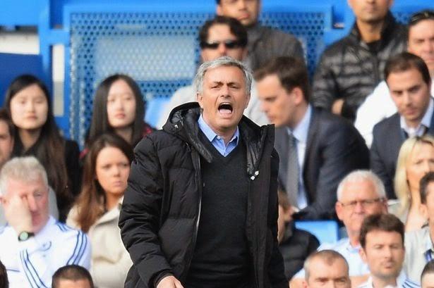 "Domino Online : Soal Anak Gawang, Mourinho Diminta ""Ngaca"""