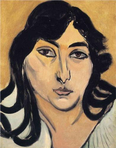Laurette - Loreta Arpino vista da Matisse