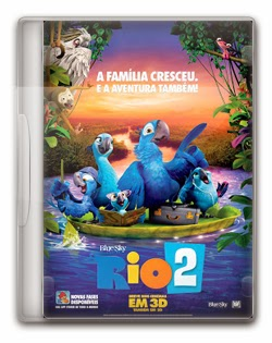 Rio 2   CAM AVI e RMVB Legendado
