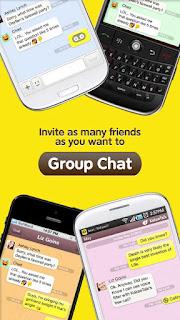 Aplikasi KakaoTalK untuk Android terbaru