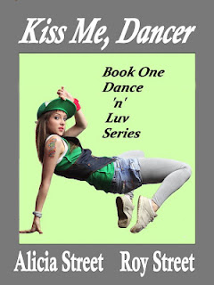 Review: Kiss Me, Dancer by Alicia Street & Roy Street