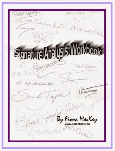 Handwriting Analysis Book