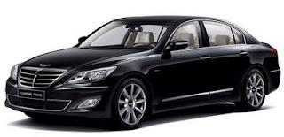 Hyundai Genesis Prada Sedan