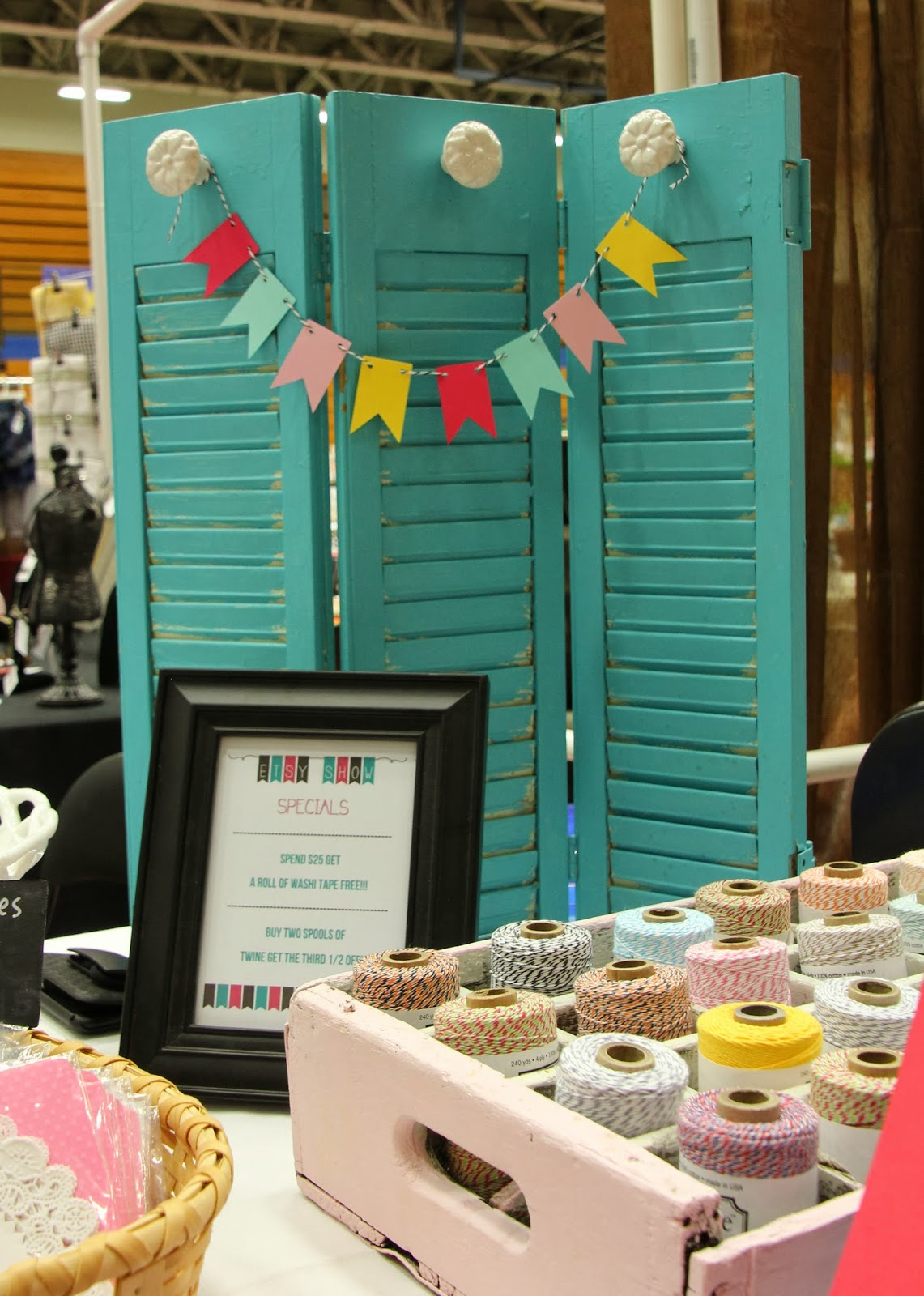Exhibition Displays Ideas : Lovely little life etsy artists of indiana craft show
