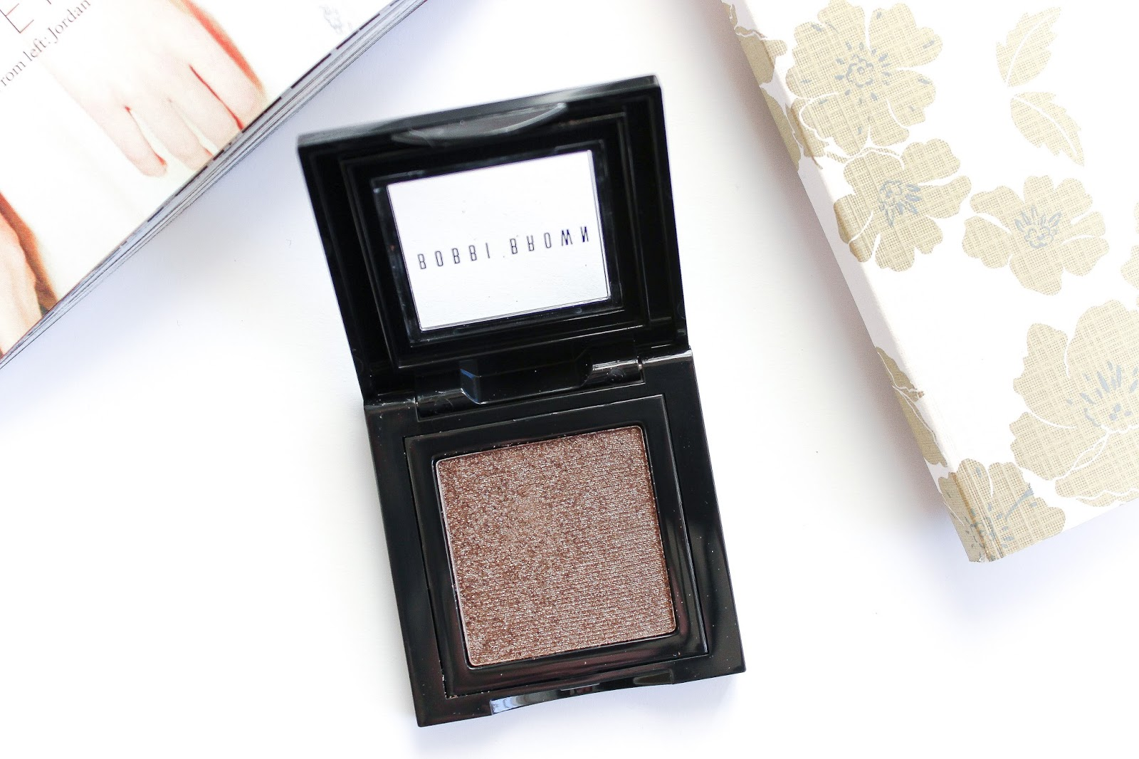 Bobbi Brown Sparkle Eyeshadow in Smokey Quartz
