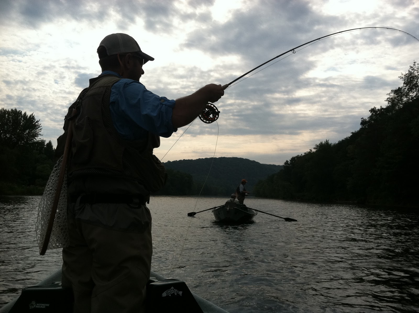 North western pennsylvania fly fishing september 2011 for Pa fly fishing