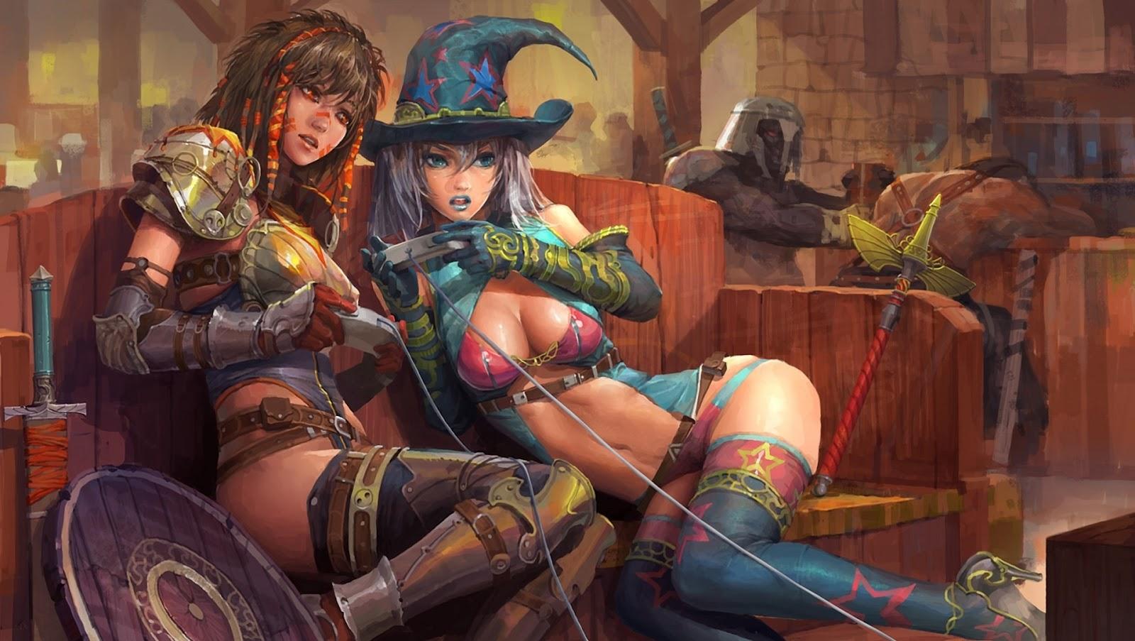 Anime girls 3d games video dawanlod free porn pics