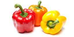 Vegetable : Bell Peppers