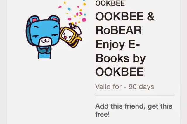 OOKBEE & RoBEAR Enjoy E-Books by OOKBEE