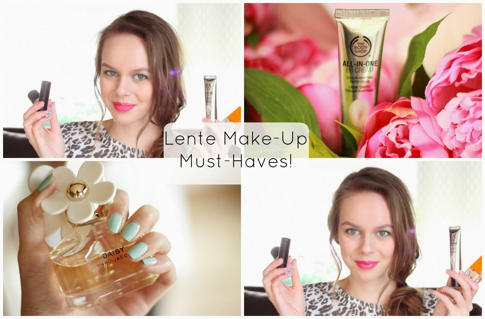 makeup mustvhaves lente
