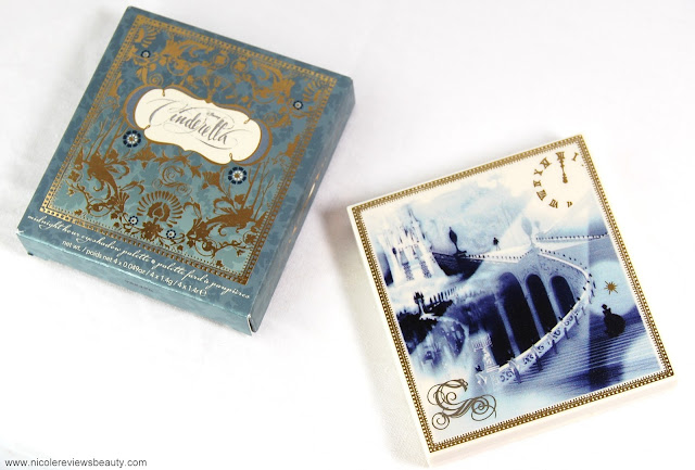 Disney Cinderella Collection by Sephora Midnight Hour Eyeshadow Palette