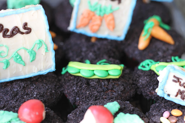 Candy Peas and Vegtables Hello Cupcake