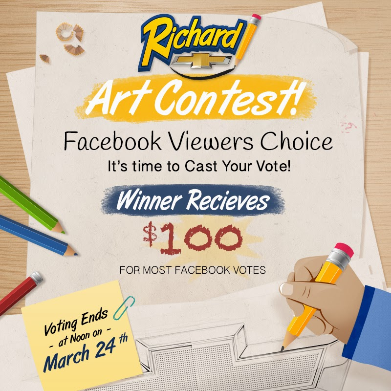 VOTE For The Facebook Viewer's Choice Award