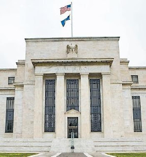 US Central Bank Federal Reserve