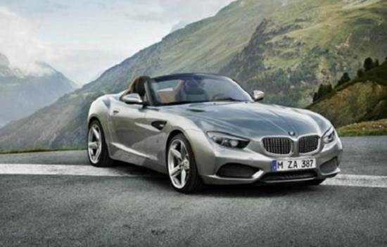 2017 BMW Z4 Price UK and Release Date