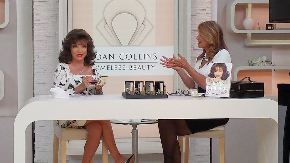 THE JOAN COLLINS ARCHIVE