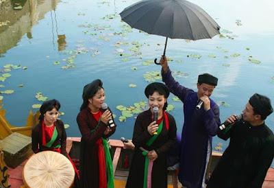 Cho thuê xe tại Bắc Ninh- Quan họ