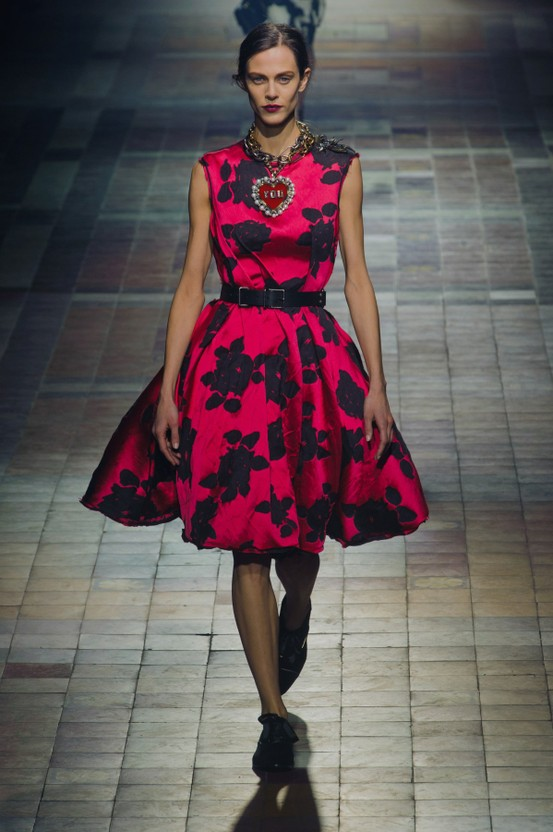 dress lanvin 2013
