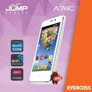 Evercoss A74C Jump Series