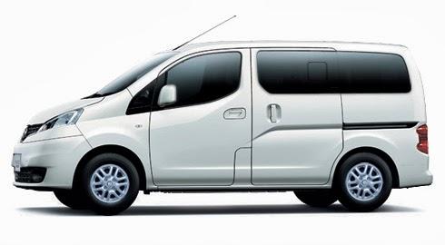 Warna Nissan Evalia White Solid